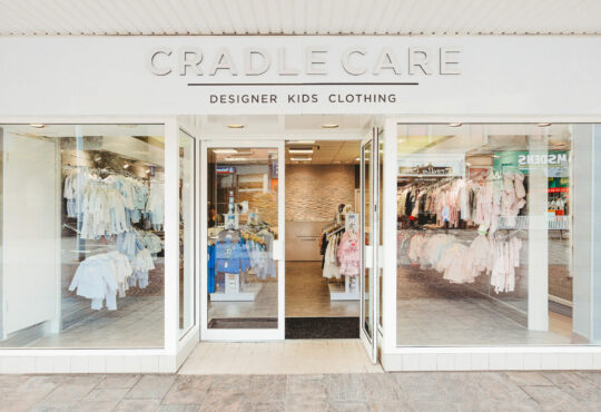 Cradle Care Designer Kids Cothing shop