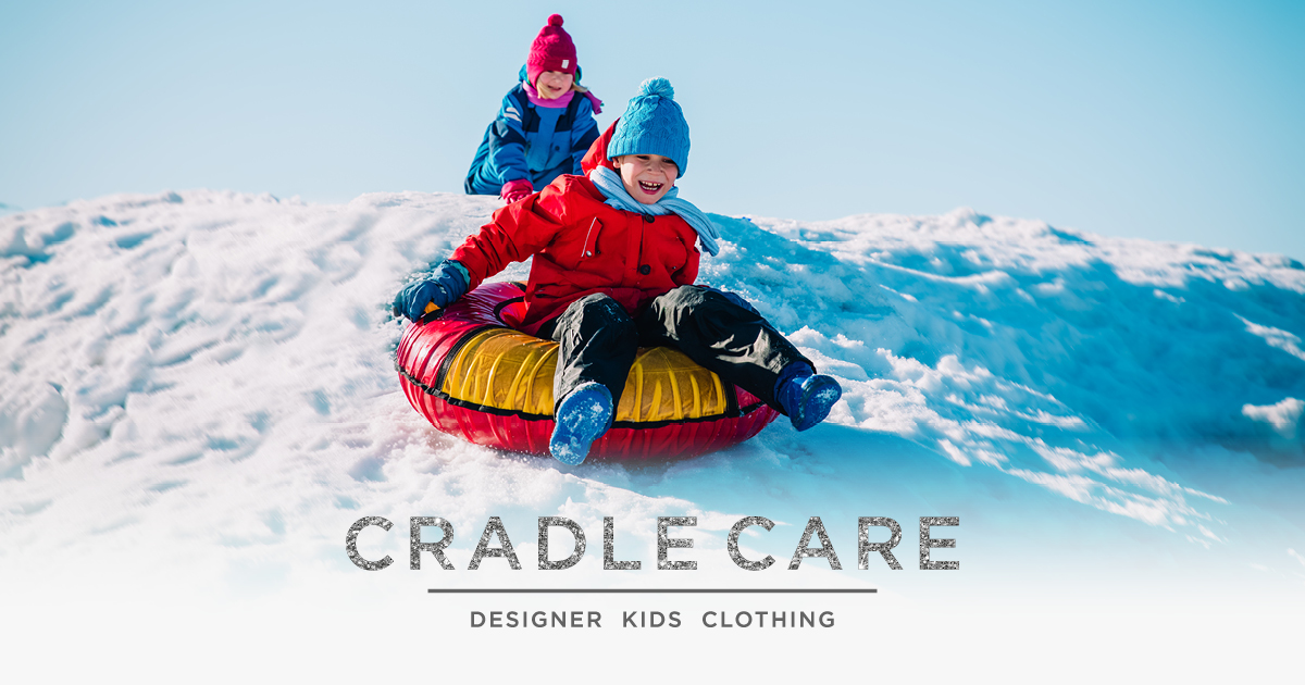 WINTER TRENDS FOR KIDS CLOTHES