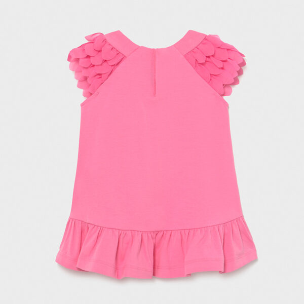 Mayoral Baby Girl Camellia Knit Dress
